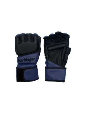 Перчатки снарядные для ударной работы по мешку Wrist-Wrap Bag Gloves HARBINGER