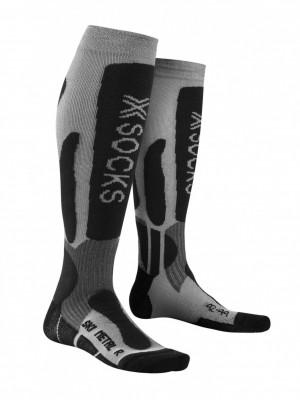 Термоноски унисекс Ski Metal X-SOCKS