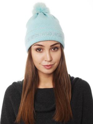 Женская шапка LISA GROBL Reihe
