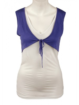 Майка женская EA7 EMPORIO ARMANI Larga Vest