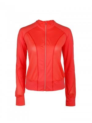 Олимпийка женская функциональная Love mesh jacket CASALL