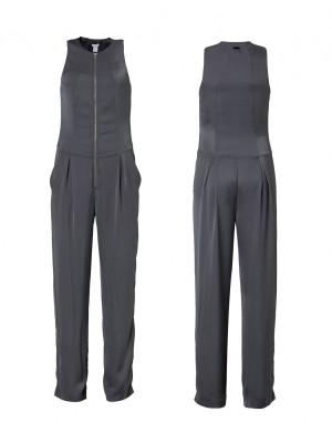 Комбинезон женский на молнии Form jumpsuit SLVR ADIDAS