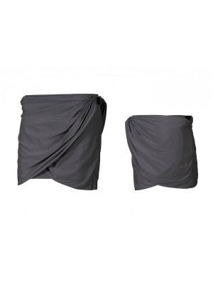 Юбка-трансформер женская хлопковая Draped skirt SLVR ADIDAS