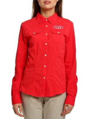 Рубашка женская для города и туризма Clara SCHOFFEL