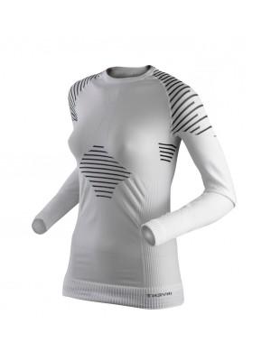 Белье: термофутболка женская INVENT SHIRT LONG SL X-BIONIC с длинным рукавом для занятий спортом