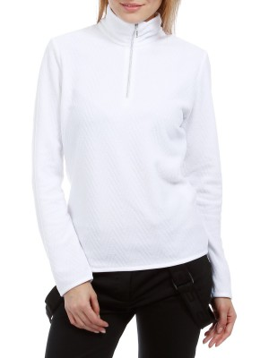 Свитер женский флис LADY JAQUARD FLEECE SWEAT CAMPAGNOLO