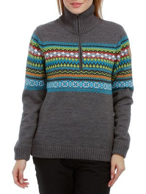 Свитер женский LADY KNITED SWEAT CAMPAGNOLO