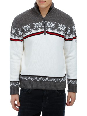 Джемпер мужской MAN KNITED SWEAT CAMPAGNOLO