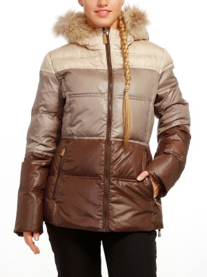 Куртка женская LADY FIX HOOD JACKET CAMPAGNOLO