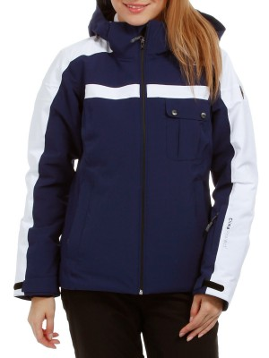 Куртка женская LADY ZIP HOOD JACKET STRETCH CAMPAGNO