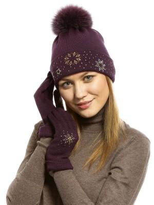 Женские перчатки LISA GROBL Jana