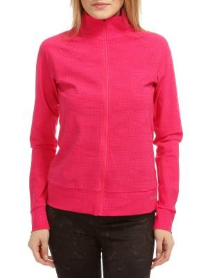 Олимпийка женская для занятий спортом Crocko jacket CASALL