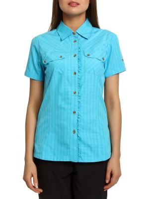 Рубашка женская с коротким рукавом LADY SHIRT CAMPAGNOLO