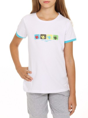 Футболка для девочек T-SHIRT CAMPAGNOLO