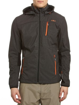 Ветровка мужская MAN LIGHT SOFTSHELL JACKET CAMPAGNOLO
