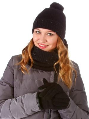 Перчатки женские вязаные Glove DEHA