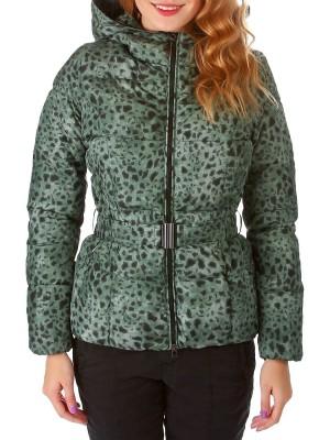 Куртка пуховая женская Hooded Down Jacket DEHA