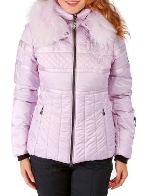 Куртка женская горнолыжная SPORTALM с меховой оторочкой