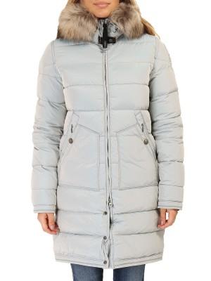 Пальто пуховое женское LIGHT LONG BEAR PARAJUMPERS