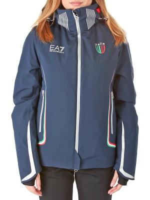 Куртка женская горнолыжная EMPORIO ARMANI
