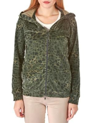 Толстовка женская Swetshirt hooded DEHA