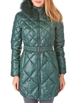 Пальто женское Long Down Jacket DEHA