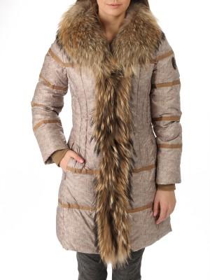 Пальто женcкое Rebel racoon fur SPORTALM