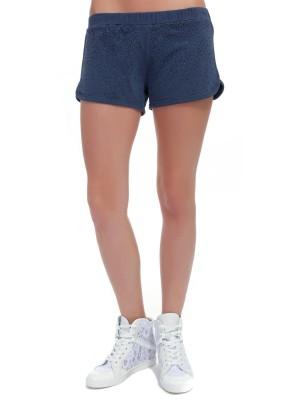 Шорты женские хлопковые Shorts DEHA со стразами