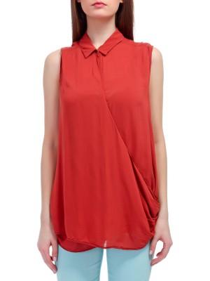 Комплект женский Double DEHA из майки-борцовки и блузки-туники