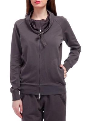 Толстовка женская хлопковая Full Zip Swetshirt DEHA