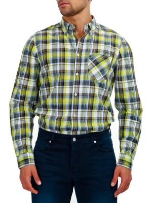 Рубашка мужская HANSON BOGNER JEANS