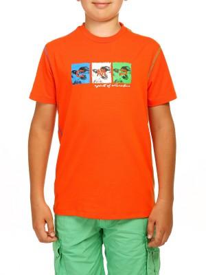 Футболка для мальчиков BOY STRETCH T-SHIRT CAMPAGNOLO