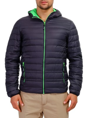 Куртка мужская MAN FIX HOOD JACKET CAMPAGNOLO
