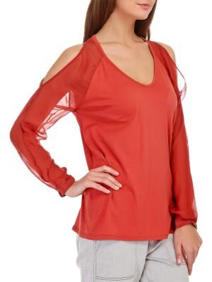 Блузка-лонгслив женская Swetshirt DEHA
