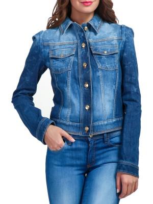 Куртка женская джинсовая JUST CAVALLI