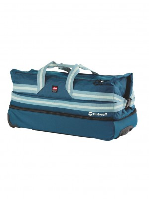 Сумка Excursion 95 Wheel Duffle Blue Outwell