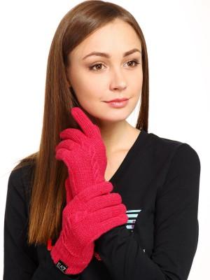 Перчатки женские вязаные EMPORIO ARMANI