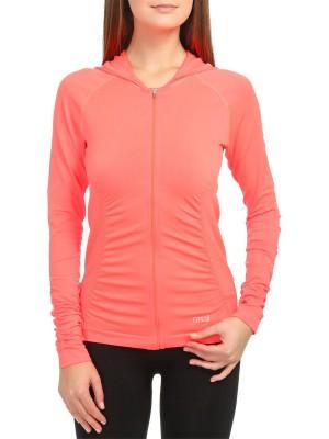 Олимпийка женская вентилируемая Seamless Jacket CASALL для занятий спортом