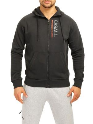Толстовка мужская спортивная Core hood CASALL с начесом