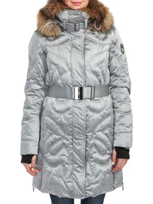 Пальто пуховое женское JOY/PJ EMMEGY
