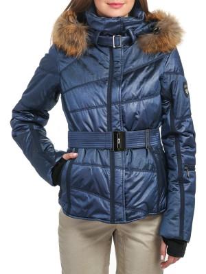 Куртка горнолыжная женская SUNJ EMMEGI