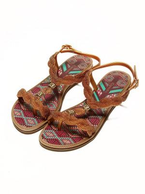 Сандалии женские Tribale sandals female GRENDHA
