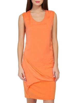 Платье с драпировкой Mini Dress DEHA