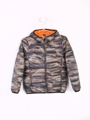 Куртка детская CAMPAGNOLO CAMO FIX HOOD