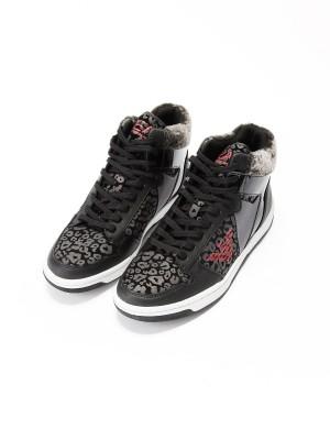Кеды женские утепленные Lux High W Shoes EMPORIO ARMANI