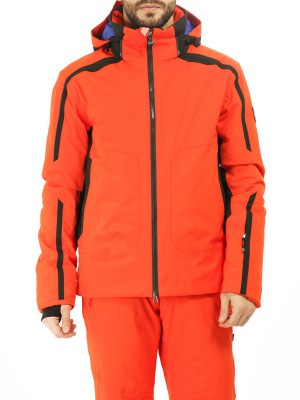 Куртка мужская горнолыжная Ski 4 Fun Bomber Jacket EA7 EMPORIO ARMANI