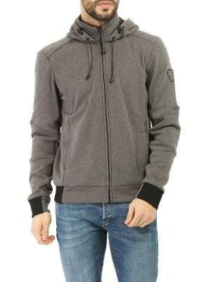 Толстовка мужская Mountain Urban Hoodie Sweatshirt EA7 EMPORIO ARMANI