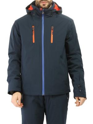 Куртка горнолыжная мужская Ski 5 Fun Bomber Jacket EA7 EMPORIO ARMANI