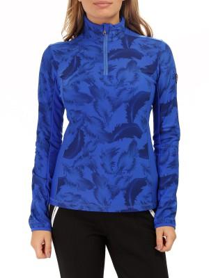 Толстовка женская горнолыжная Ski Sweatshirt EMPORIO ARMANI