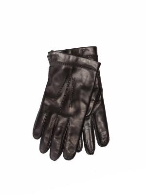 Перчатки мужские из кожи Gerald BOGNER